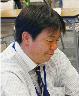 株式会社マテハンソフト 常務取締役 福田晴一 氏