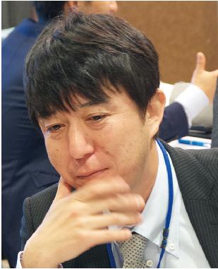 株式会社八下田陸運 代表取締役社長 八下田 勝 氏