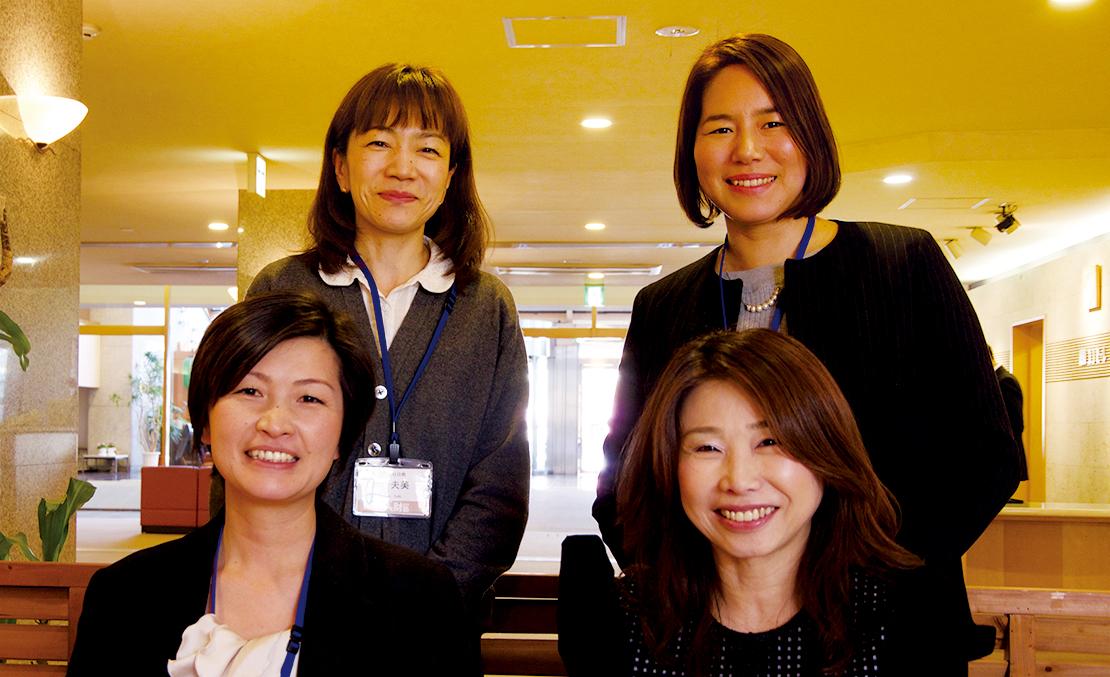 女性経営者・後継者座談会