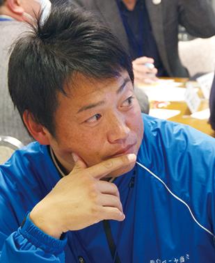 株式会社臼井ベニヤ商会 市場開発部部長 加藤 靖之氏