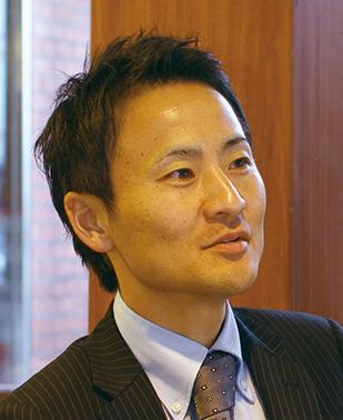 株式会社 清水保険事務所 取締役営業部長 清水 史紀 氏