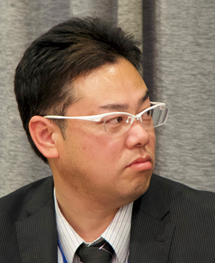 有限会社ヨコタ 営業部課長 竹本 昌彦氏