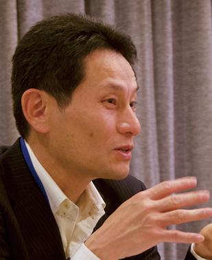 大和鋼管工業株式会社 取締役 脇本 裕正 氏