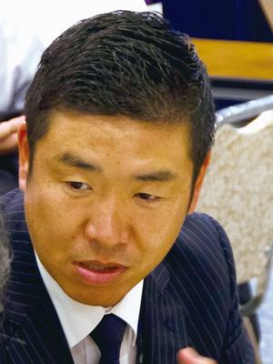 本田浩之氏