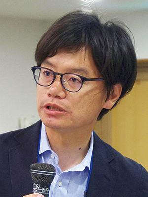 南木健司氏