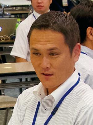 吉岡伸也氏
