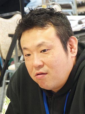 兼子文晴氏