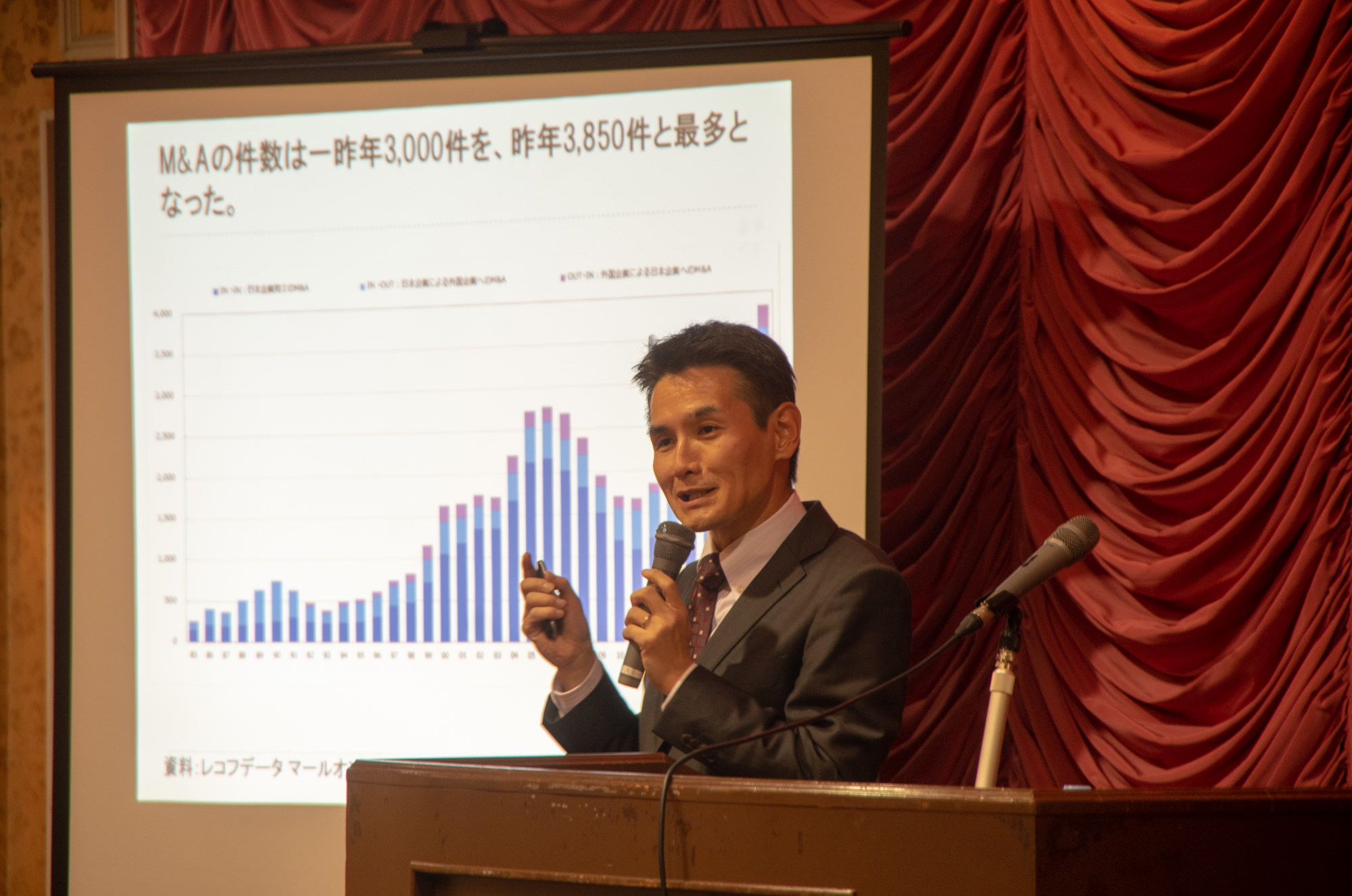 事業承継M&A講演会(2)