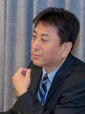 内藤 厚生氏